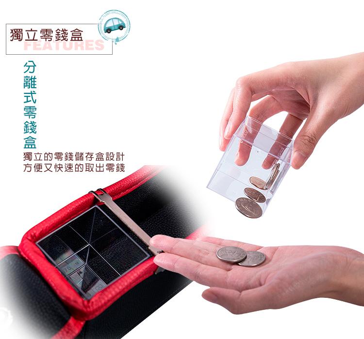 質感皮革汽車隙縫收納盒 零錢盒 水杯架 手機架